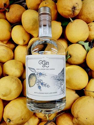 Gin al Limone con limoni del Garda 0.5l