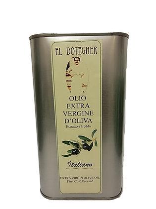 Latta olio extravergine di oliva 1L
