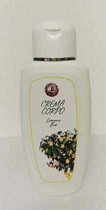 Crema corpo al limone bio 200ml