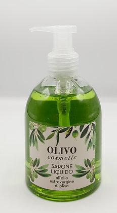 Sapone liquido olivo 250ml