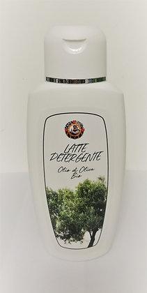 Latte detergente all'olio d'oliva bio 200ml