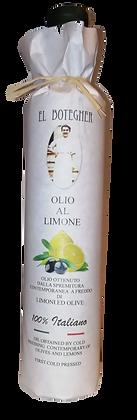 Olio al Limone El Botegher 500ml