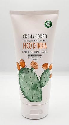 Crema Corpo con olio di semi di Fico d'India 200ml