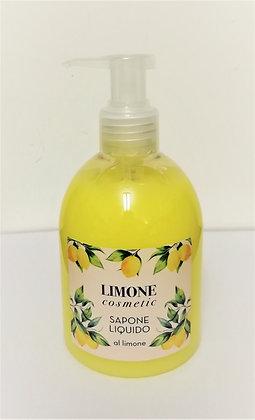 Sapone liquido al limone 250ml