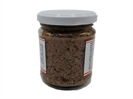 Patè di olive nere 190gr