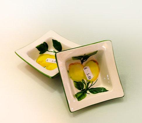 Posacenere Ceramica Limoni