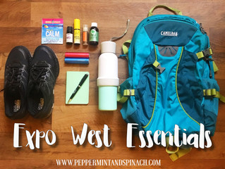 What To Bring To Natural Products Expo West 2017