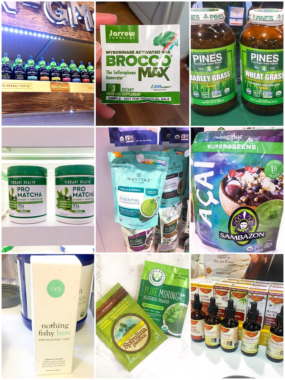 Best Supplements and Superfoods at Expo West 2017