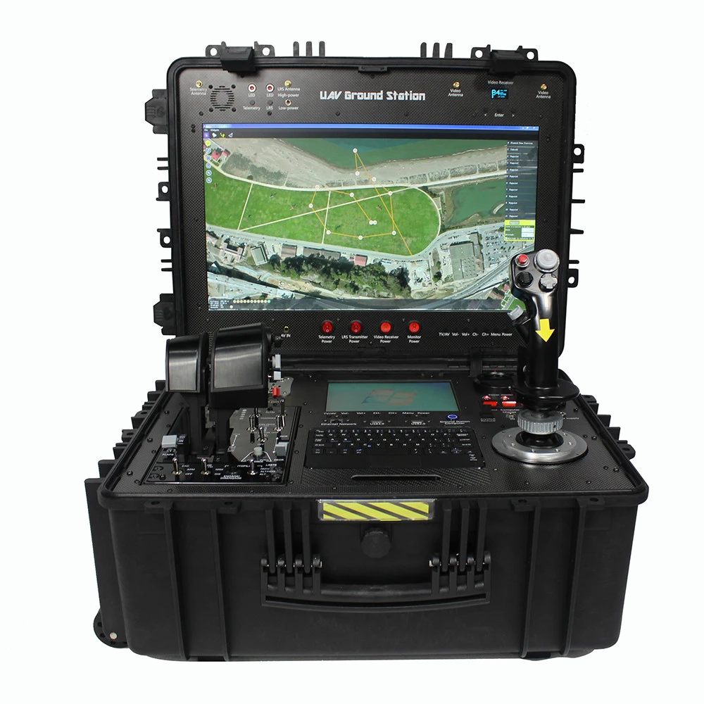 DGS QGC Mission Planner Ground Control Staton for Commerical UAV