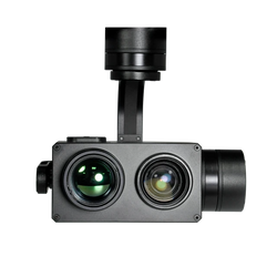 T10-TIR MINI 10X Optical Zoom and Thermal Camera with 3-axis Gimbal