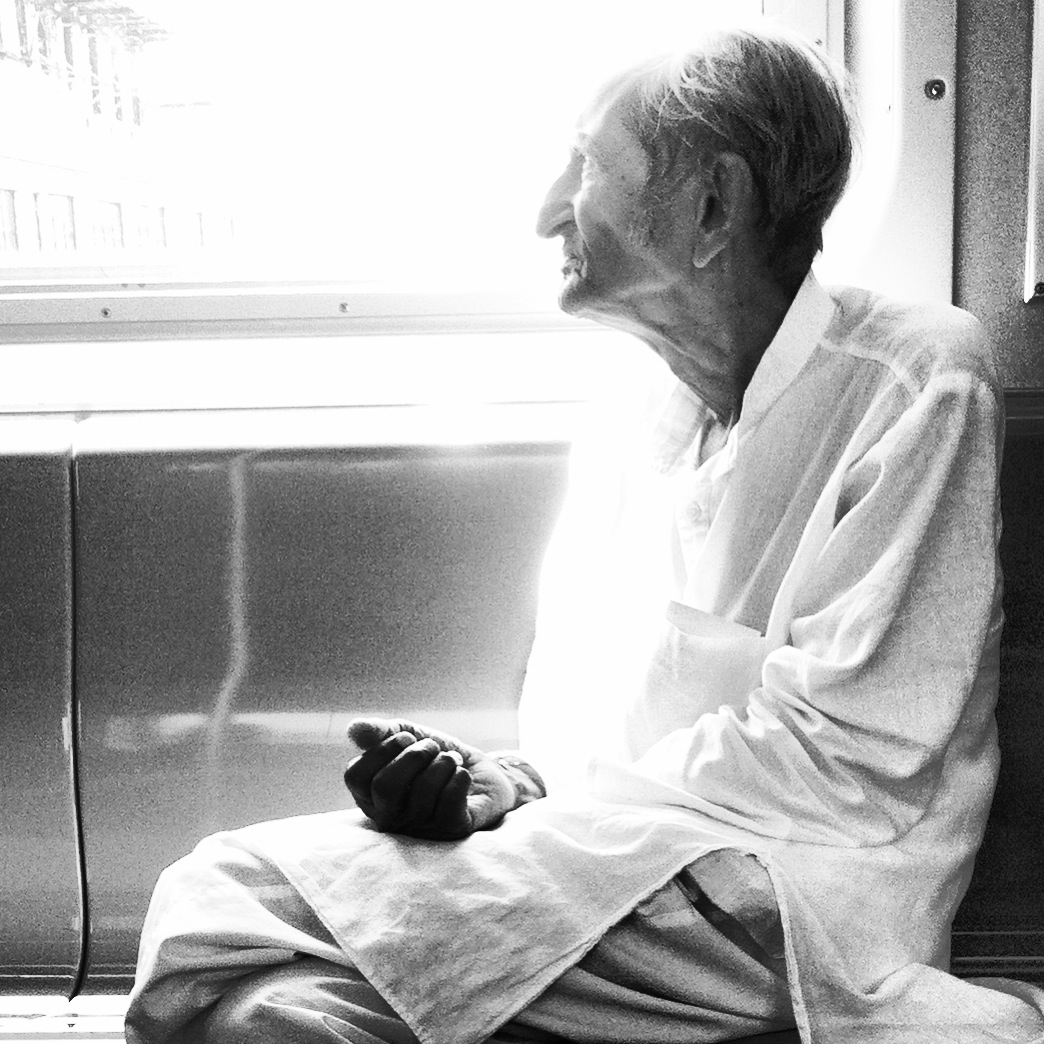 Subway Enlightenment