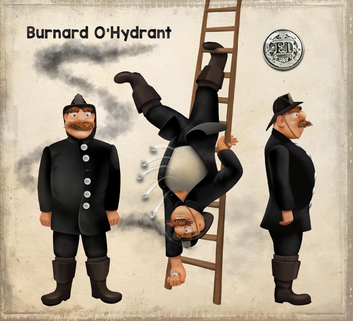 Burnard O'Hydrant