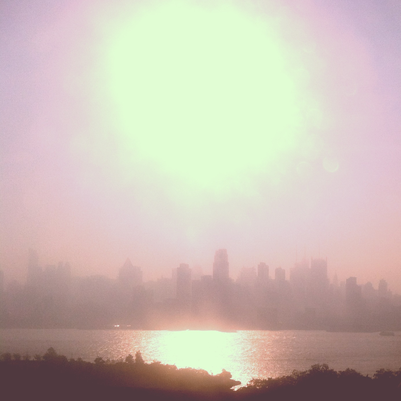 Heatwave Over NYC