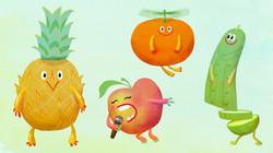 Singing Fruit 1