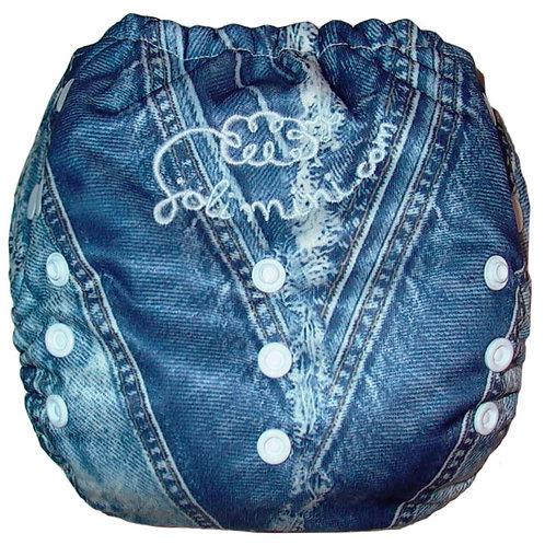 couche à poche jeans