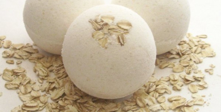 Hand made all natural bath bombs
