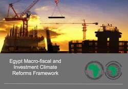 Egypt Macro-Fiscal