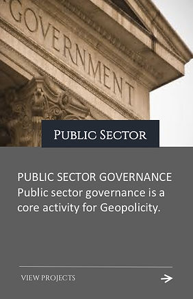 Geopolicity Public Sector Governance