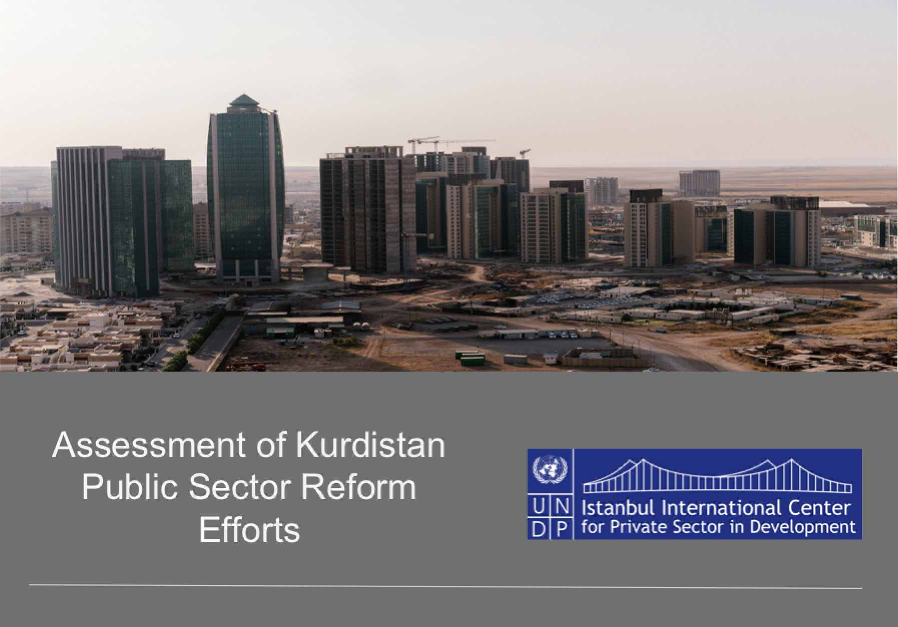Kurdisatn Public Sector Program