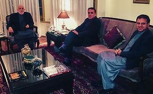 President Karzai - Peter Middlebrook - O