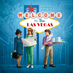 Couverture Welcome to New Las Vegas