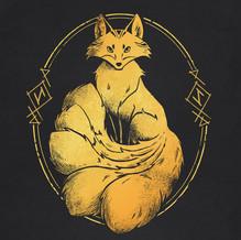 Kitsune adulte
