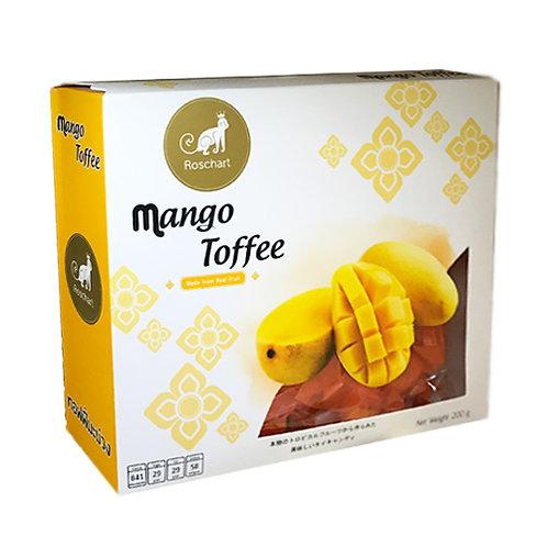 Кокосово-манговые конфеты