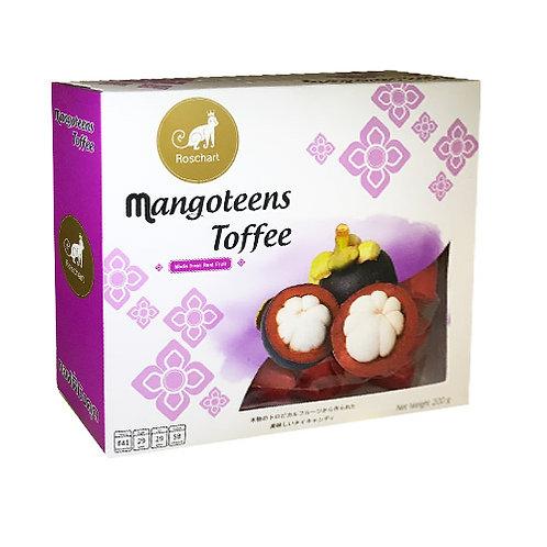 Кокосовые конфеты с мангостином