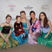 Princesses for Children's Miracle Network Hospitals