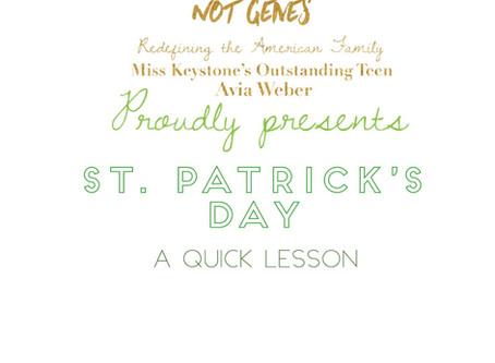 Happy St. Patrick's Day 🍀