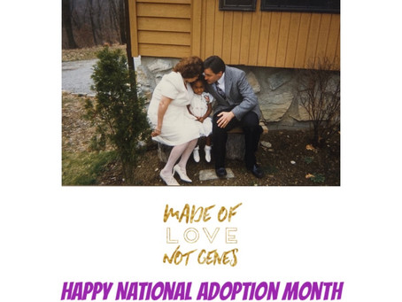 ADOPTION SPOTLIGHT - Tiffany Seitz