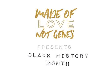 Black History Month Recap