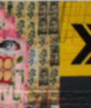 Claudio Lobo - Photography, photographer in Brazil Street Art arte de rua grafitti grafite Paulista Vila Madalena Metro Sao Paulo Pinacoteca