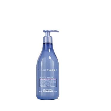 Шампунь Blondifier Gloss для осветленных и меллированных волос, 500 мл