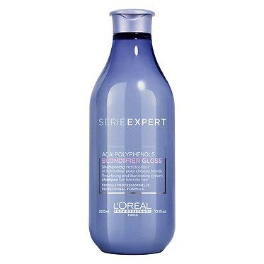 Шампунь Blondifier Gloss для осветленных и мелированных волос, 300 мл
