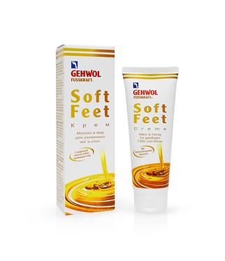 Шелковый крем «Молоко и мед» с гиалуроновой кислотой