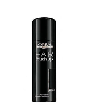 Лореаль профессионель Hair Touch Up Черный 75 мл (Loreal)