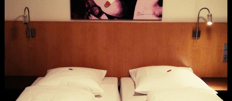Was das Herz begehrt im 3*Eden Hotel Früh am Dom in Köln