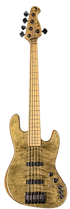 Jazz Bass Flame