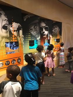 Field trip to the Grammy Museum
