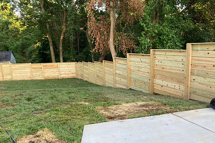Webster Groves MO Fence Installation
