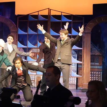 Scrooge & Gilbert & Sullivan