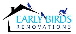 Early Birds Renovations Logo