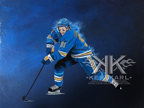 11x14 Limited Edition print of Vladimir Tarasenko
