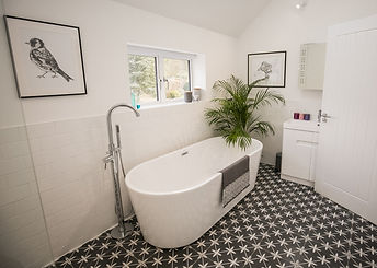 bathroom renovation by early birds renovations