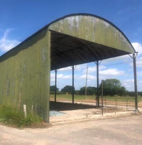 Dutch Barn Conversion BEFORE