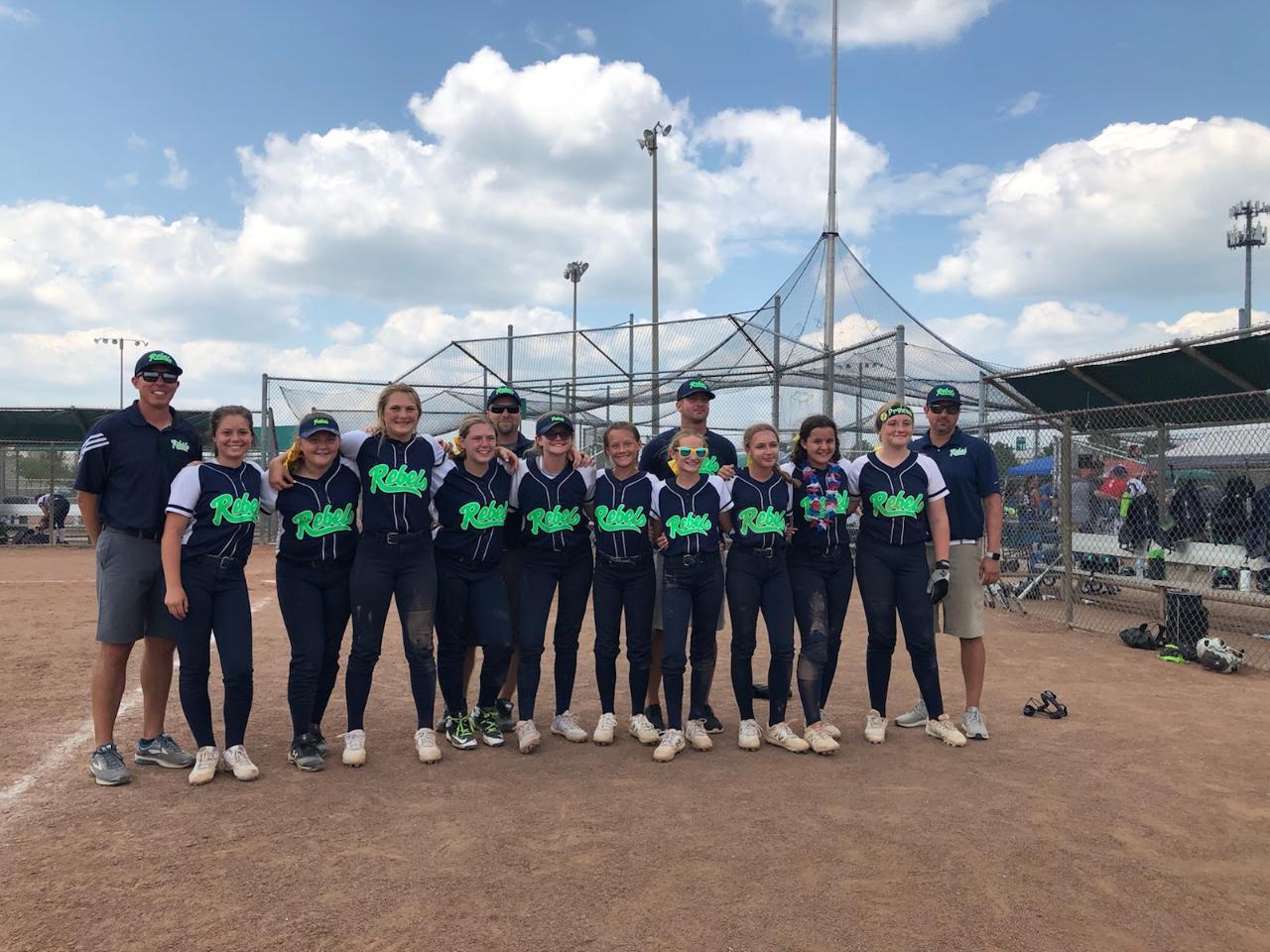 12U USSSA State Champions