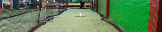 Softball/Baseball Hitting Lane