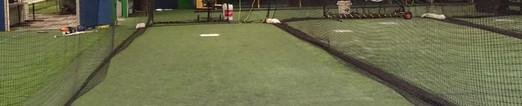 Softball Hitting Lane.