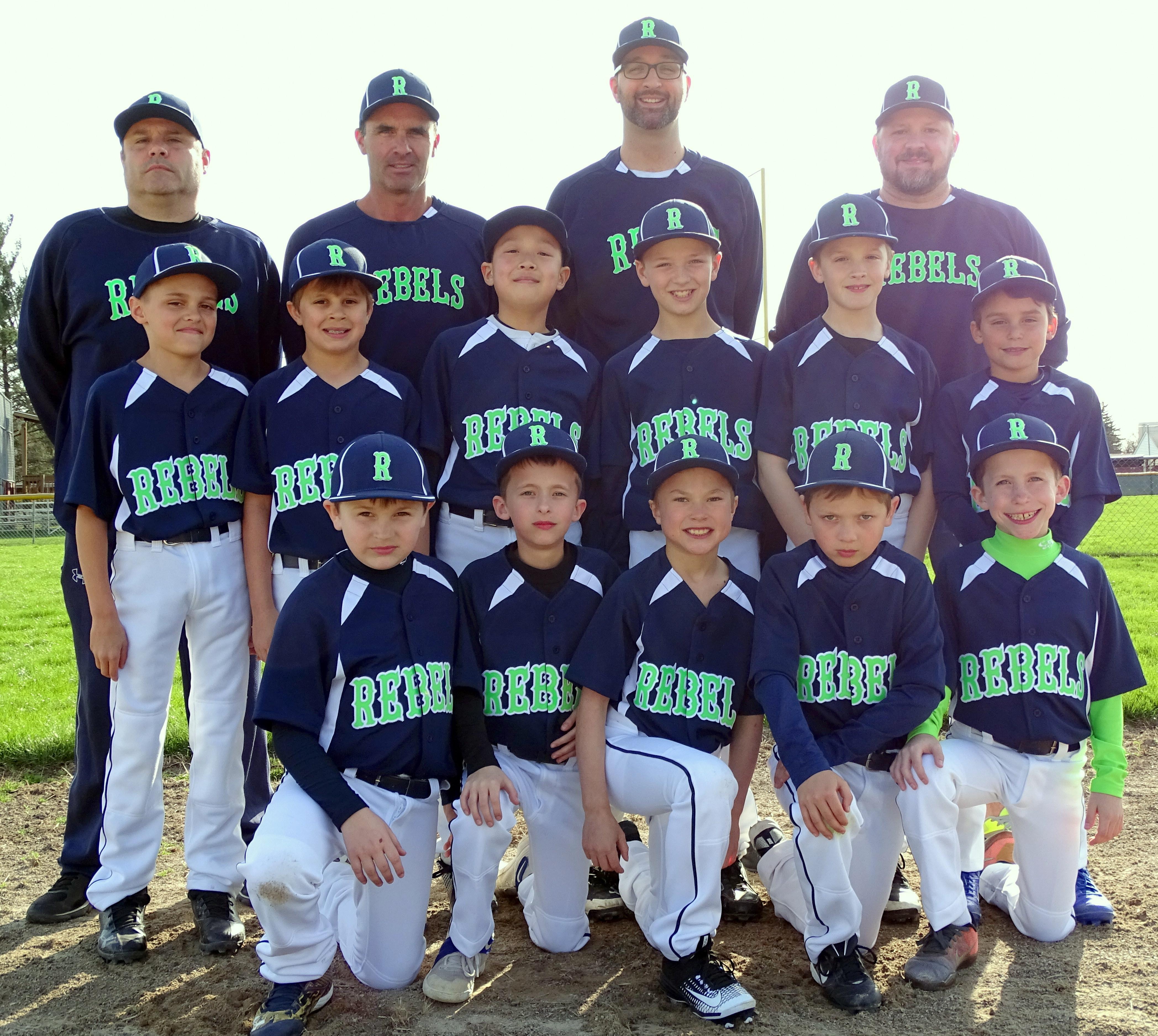 2017 9U Baseball